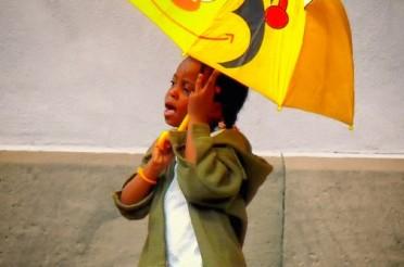 Es geht nicht ohne Schirm! Fotoaktion PPP#3