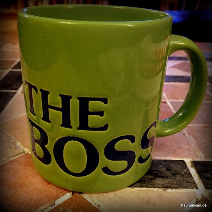 Tasse The Boss