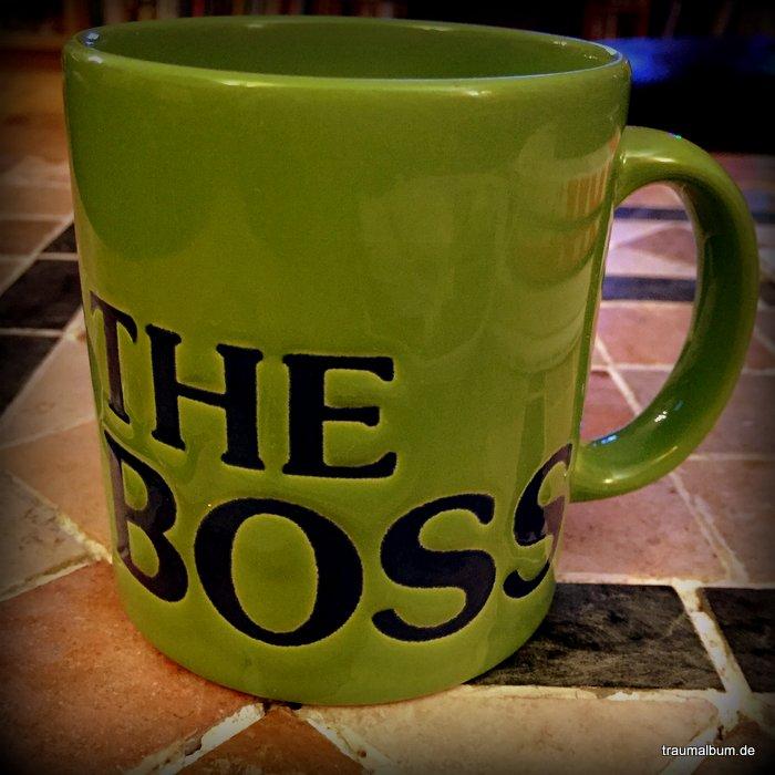 Tasse The Boss
