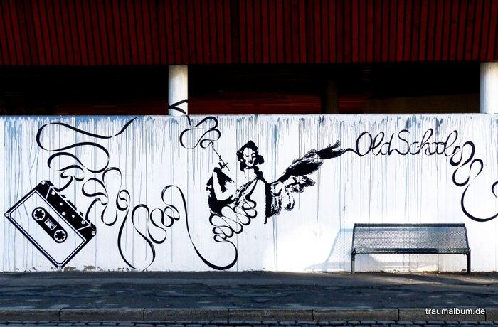 Streetart - Streetart - Wenn es bunt wird in den Straßen #PPP11