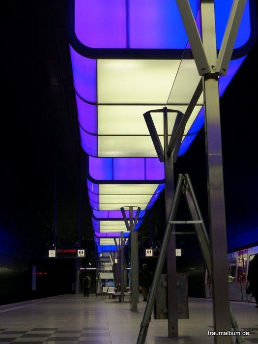 Lightshow Hamburg