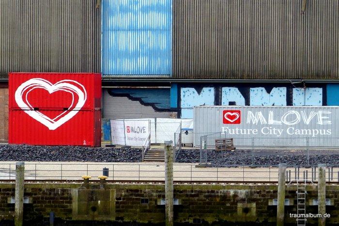 Hamburg – Weltstadt mit Herz für das Montagsherz #242