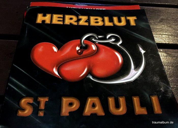 Herzblut auf St. Pauli für das Montagsherz #252