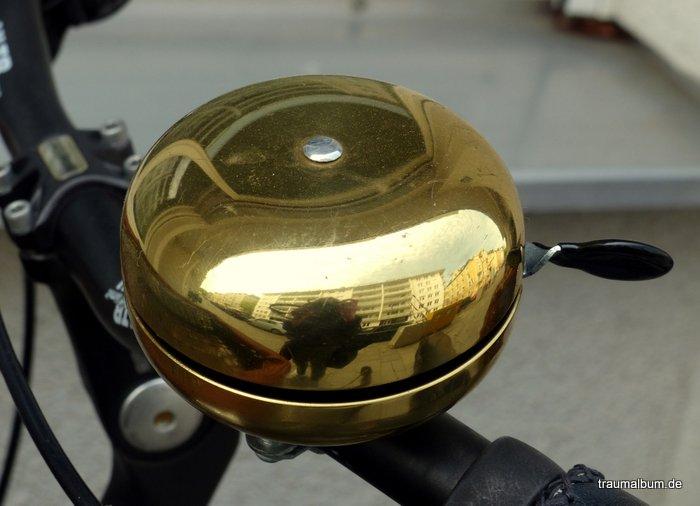 Die goldene Fahrradklingel für das Freitagsklingeln #24