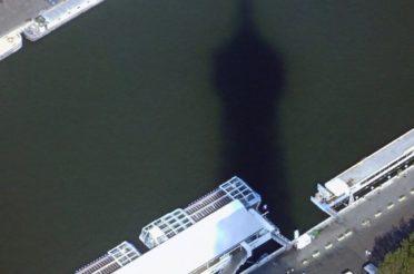 Licht und Schatten in Paris für #PPP 25