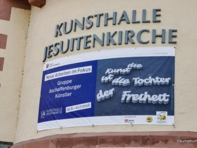 kunsthalle jesuitenkirche aschaffenburg