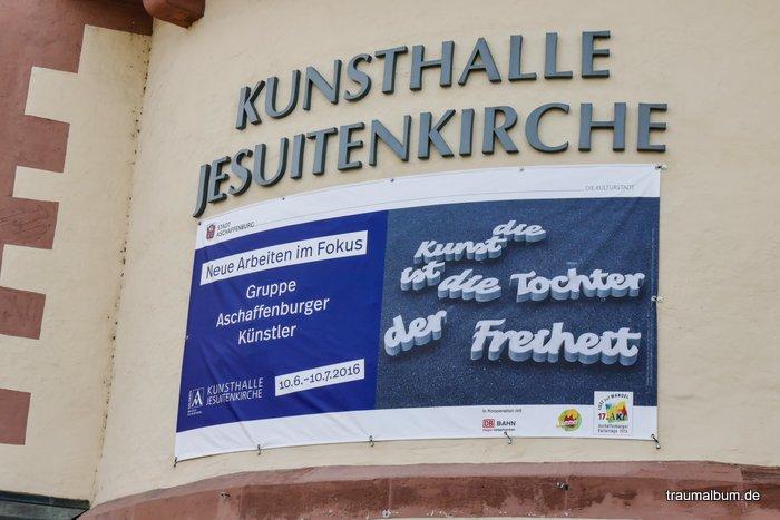 jesuitenkirche aschaffenburg