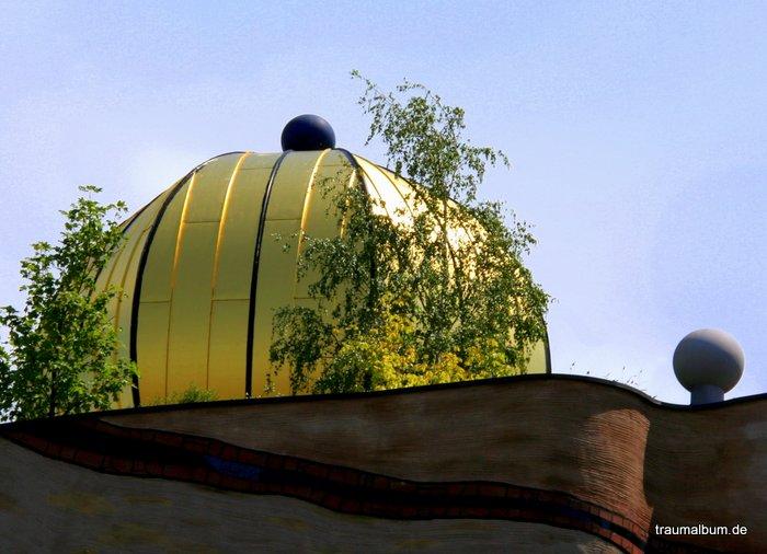 Waldspirale Darmstadt Hundertwasser