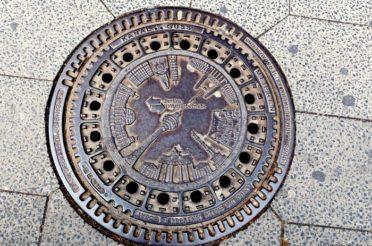 Kanaldeckel – Das neue Thema bei Punkt, Punkt, Punkt