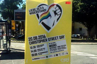 Christopher Street Day für das Montagsherz #261