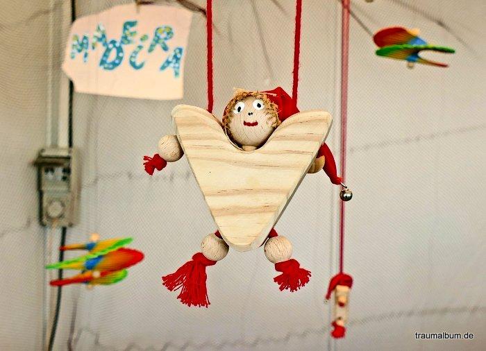 Holzspielzeug aus Spanien für das Montagsherz #266