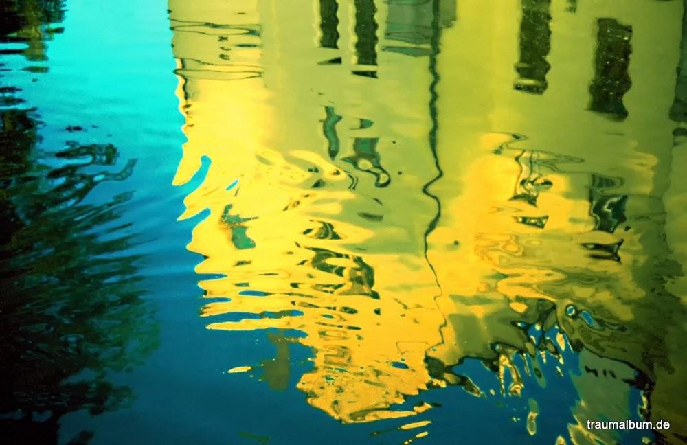 spiegelung im schlossgraben