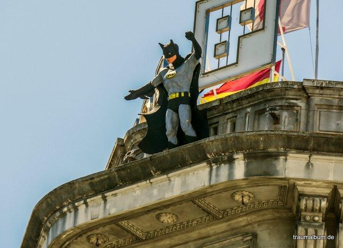 Batman in A Coruna