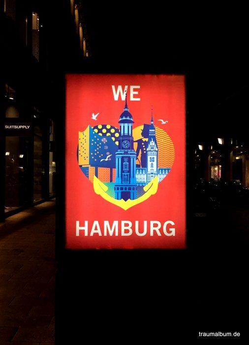 Hamburgerliebe mit Herz für das Montagsherz #274