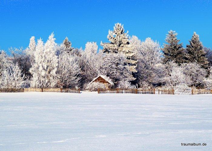 winterstimmung in thüringen