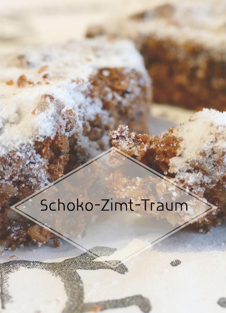 Schoko-Zimt-Traum