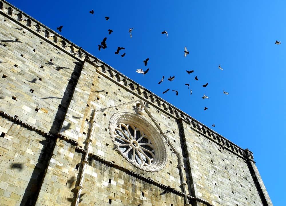 azzuro himmel italien eye in the sky