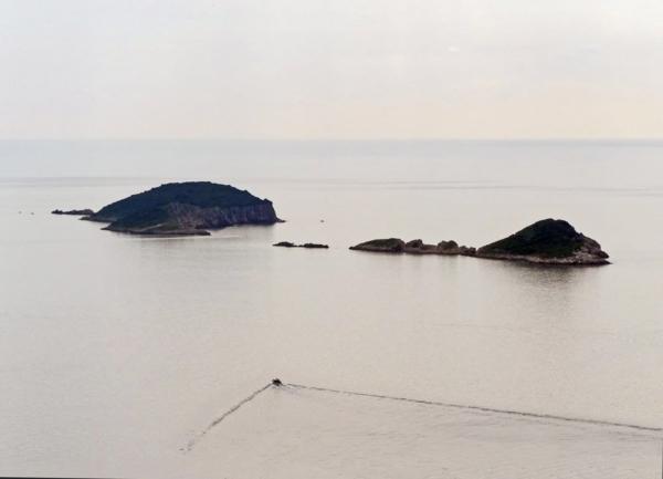Vor Dubrovnik Inseln Kroatien Aqua Wasser Traumalbum