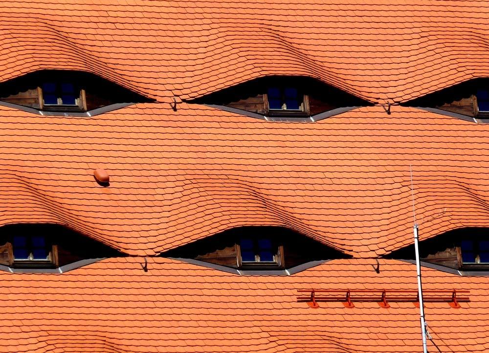 Gaubenfenster in Freiberg Erzgebirge fensterkabinett