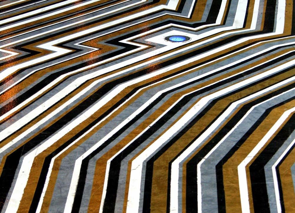 Boden im Kunsthaus Graz