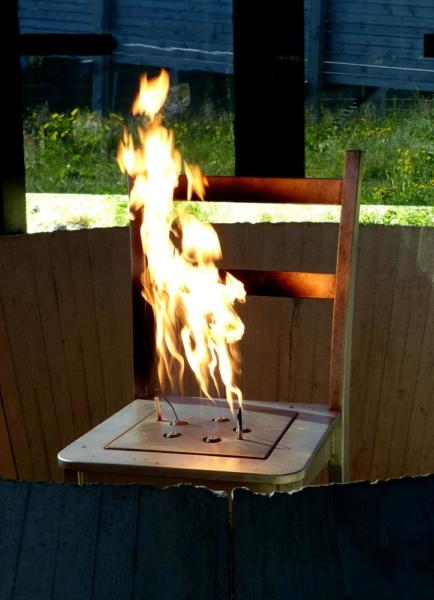 Hexenverbrennung Vardö Norwegen erinnerungen memorabilien