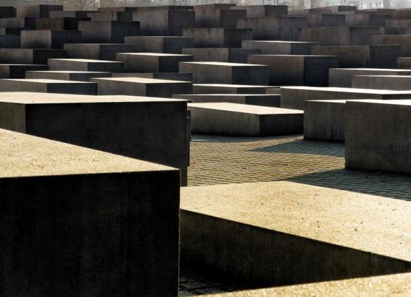 Holocaust Mahnmal Berlin memorabilien memorys