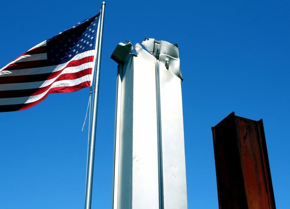 twin towers new york 11 september memorabilien