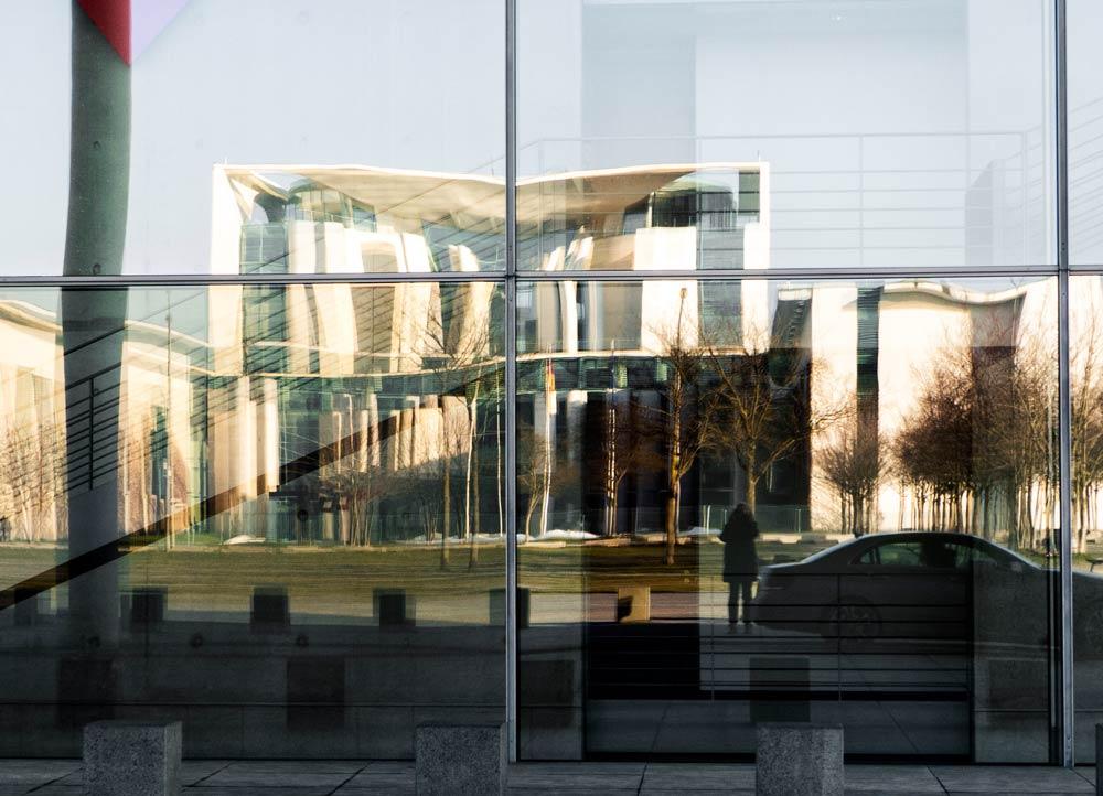 paul löbe haus berlin spiegelkabinett traumalbum