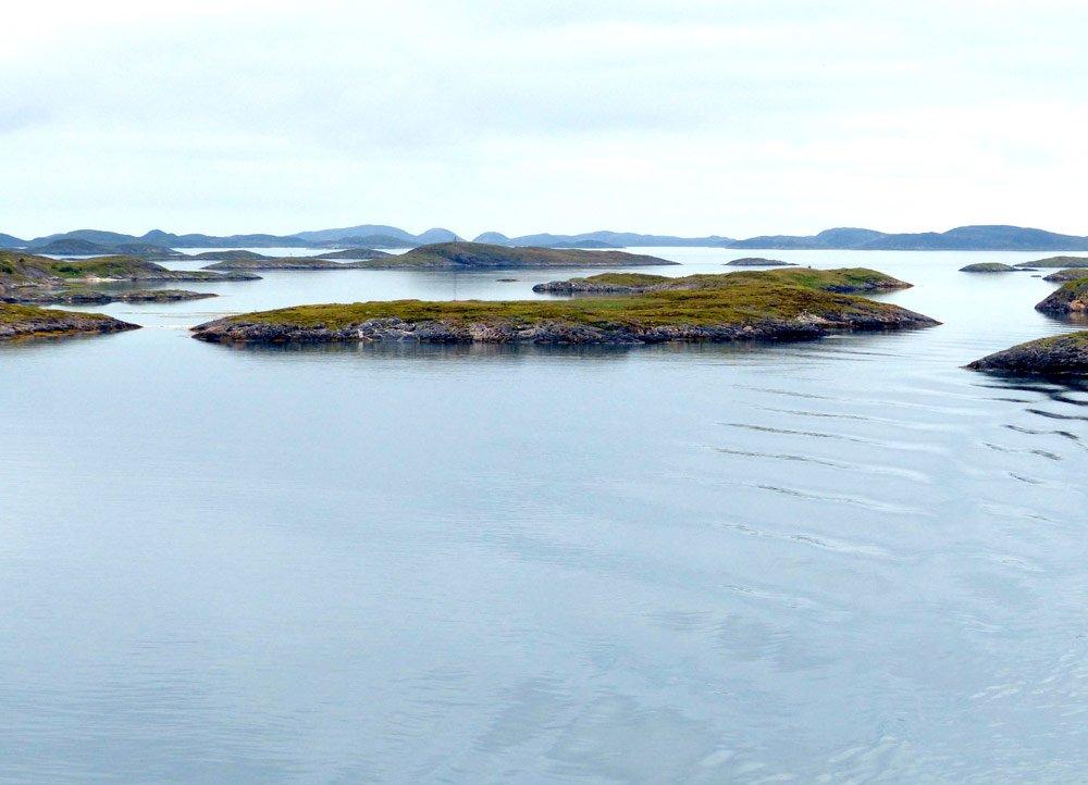 Am Polarkreis Norwegen Hurtigruten