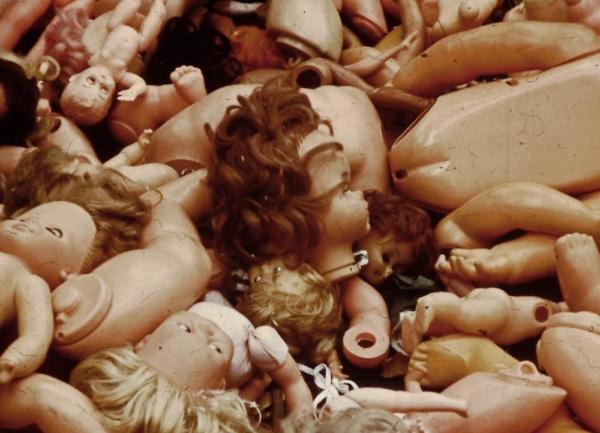 Puppengrab Memorabilien Traumalbum