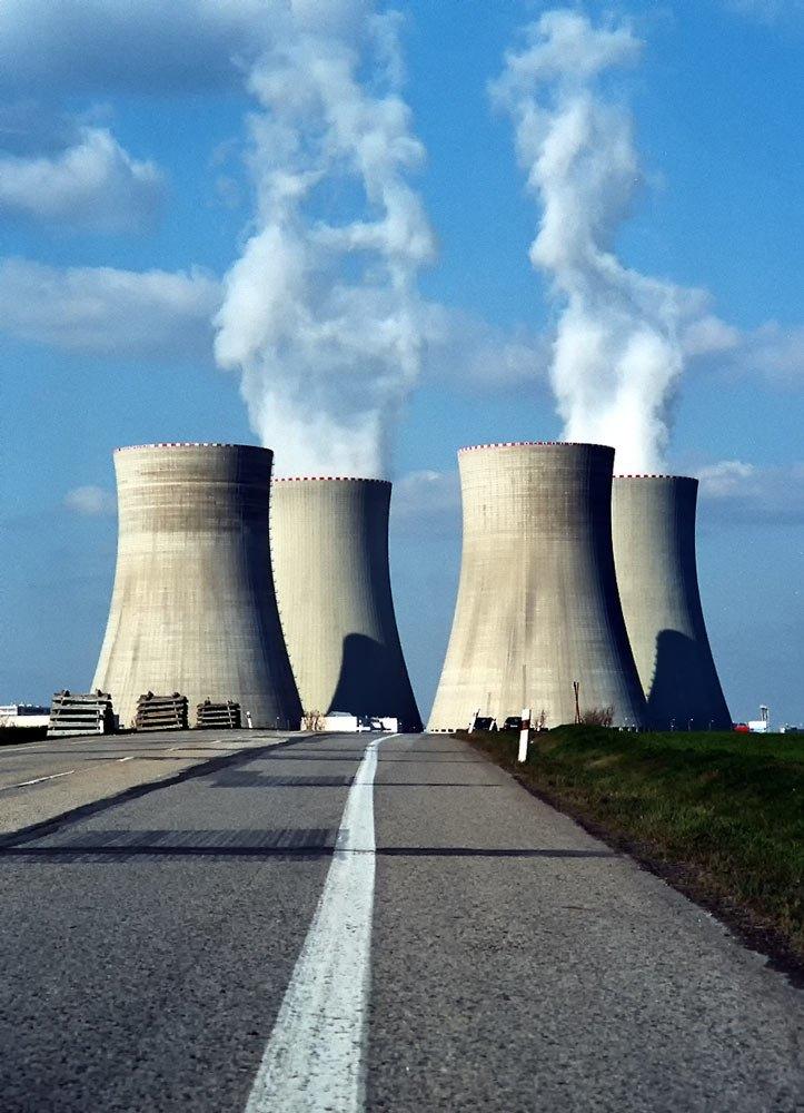 temelin tschechien atomkraftwerk energie industrials